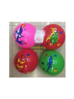 Мяч пластизолевый C44694 / Микс