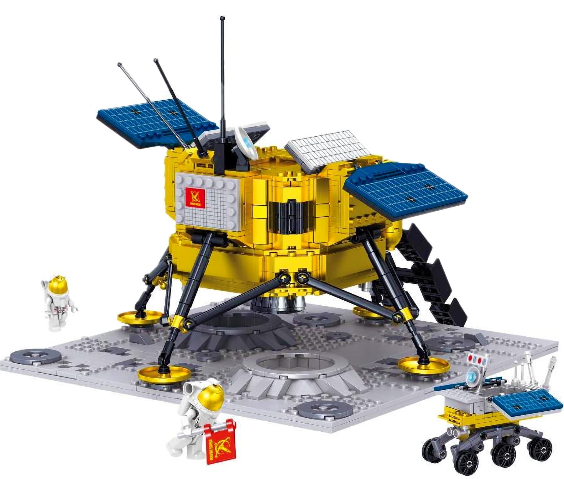 Конструктор Zhe Gao «Космический Луноход» QL0241 / 1148 деталей