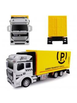 Металлическая машинка 1:36 «Спецтехника. Cargo Vehicle» А2211-9 / Микс