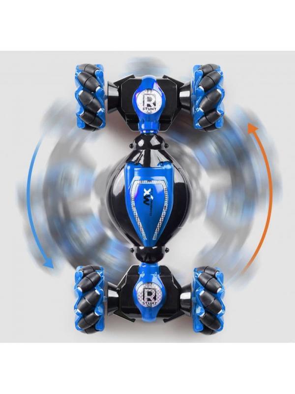 Машинка-перевертыш «Storm Stunt» на радиоуправлении М1826-12 / Микс