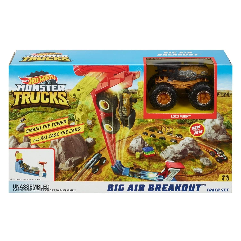 Игровой Набор Hot Wheels «Big Air Breakout» GCG00