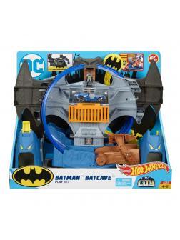 Игровой Набор Hot Wheels Сити Бэтмен «Пещера летучих мышей» GBW55