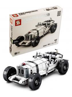 Конструктор SY «Mercedes-Benz - Super Sport Kurz» 8150 / 492 детали
