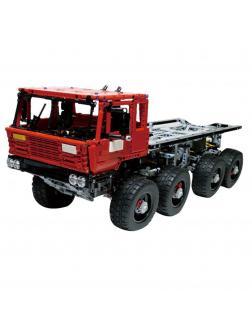 Конструктор Lp «Tatra 813 Trial Truck 8x8» радиоуправляемый 23012 / 2839 деталей