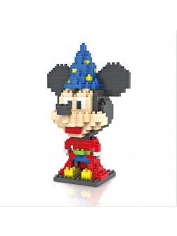 Конструктор Loz «Микки Маус: Волшебник» 9420 / 310 деталей