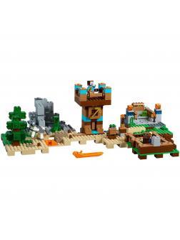 Конструктор Lp «Набор для творчества 2.0» 18030 (Minecraft 21135) 664 детали