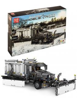 Конструктор Mould King «Снегоуборочный грузовик» 13166 (MOC 29800) 1694 деталей
