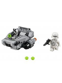 Конструктор Lp «Снежный спидер Первого Ордена» 05012 (Star Wars 75126) 97 деталей