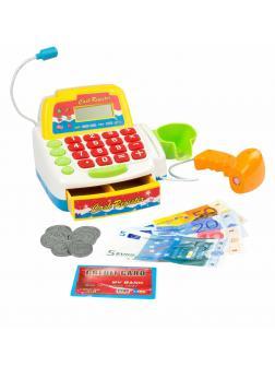 Кассовый аппарат Play Smart «Мини касса» со звуком 7638