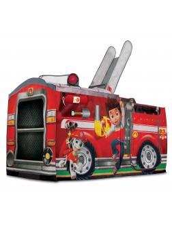 Детская палатка «Пожарная машина Щенячий патруль» 124х138х 70 см. HF089-А