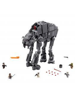 Конструктор Lari Звездные войны «Штурмовой шагоход Первого Ордена» 10908 (Star Wars 75189) 1406 деталь