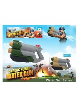 Водяной пистолет детский «Strong Power Water Gun» 37 см. M506J / Микс