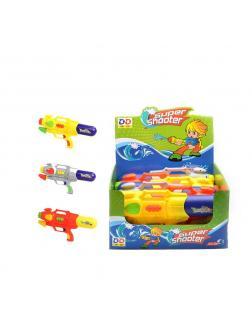 Водяной пистолет детский «Super Shooter» 45 см. 1009 / Микс