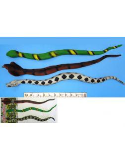 Игрушка-тянучка «Змея» 60 см. А146НС / Микс