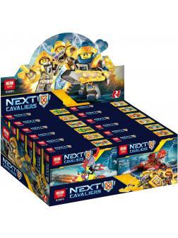 Набор конструкторов Nexo Knights «Next Cavaliers» 03093