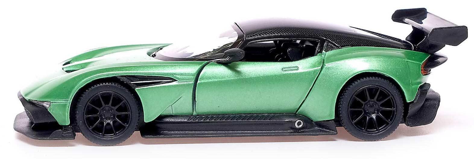 Металлическая машинка Kinsmart 1:38 «Aston Martin Vulcan» KT5407D, инерционная / Микс