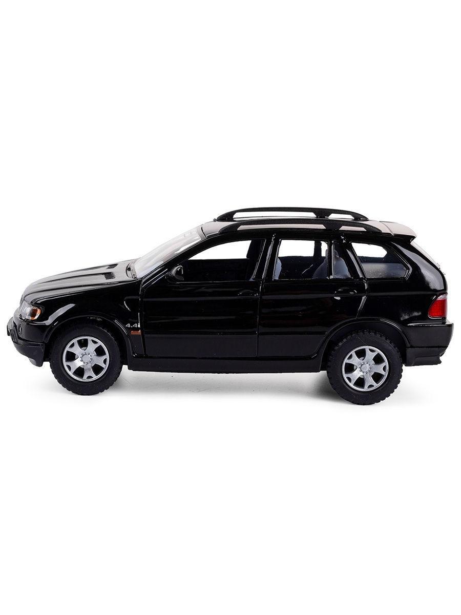 Металлическая машинка Kinsmart 1:36 «BMW X5» KT5020D, инерционная / Микс