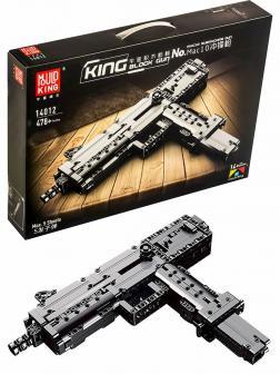 Конструктор Mould King «Пистолет-пулемёт Ingram MAC-10» 14012 / 478 деталей