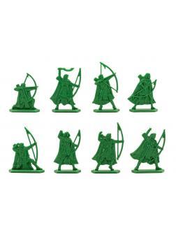 Солдатики Воины и Битвы «Лучники Армландии» 1:32
