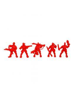 Солдатики Воины и Битвы «Отряд Родезия» 1:32