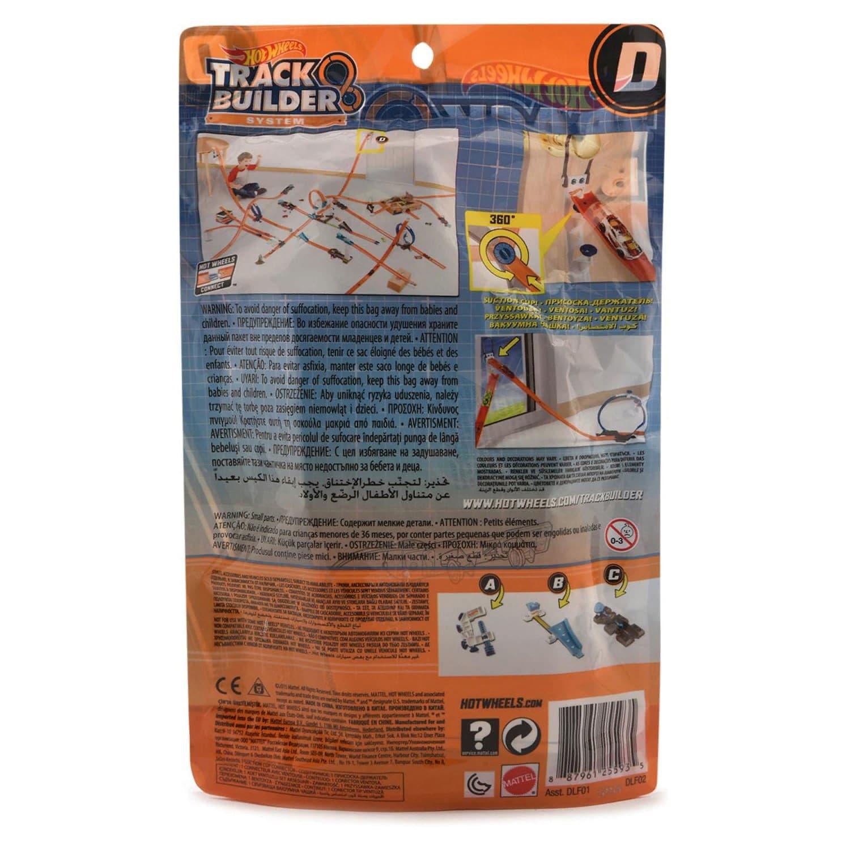 Трековый набор Hot Wheels Track Builder DLF02