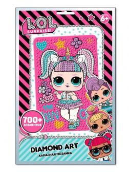 Набор для творчества LOL Surprise Алмазная мозаика &