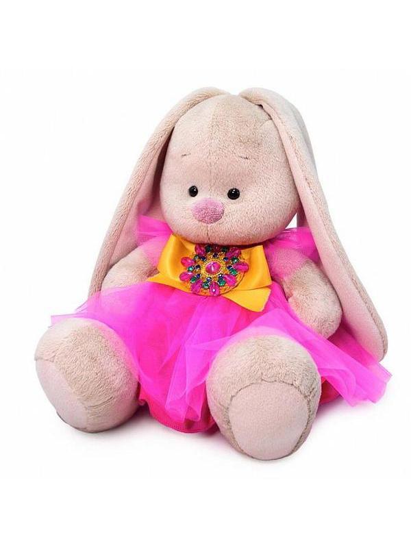 Мягкая игрушка BUDI BASA Зайка Ми Розовый кварц (малый) 18 см