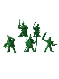 Солдатики Воины и Битвы «Гренадёры» 1:32