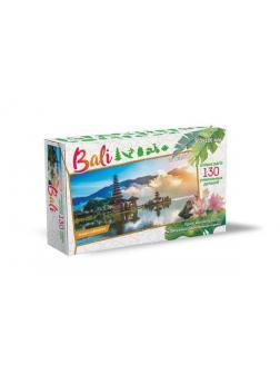 Пазл Нескучные игры Travel Collection о. Бали 130 деталей, фигурный, деревянный