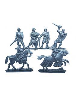 Солдатики Воины и Битвы «Барон Хлодомир» 1:32