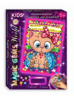 Мозаика Magic Gems Котенок