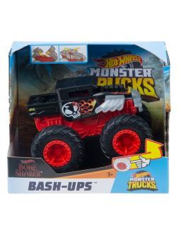 Машинка Hot Wheels Monster Trucks «Бэш Апс Боун Шейкер» GCF95