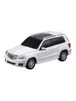 Машинка на радиоуправлении RASTAR Mercedes GLK, цвет белый 40MHZ, 1:24