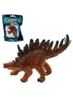 Фигурка мини-животного в пакетике. Динозавр, в ассортименте 6 видов