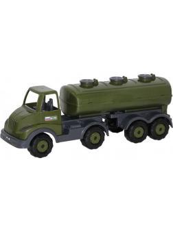 Автомобиль военный с полуприцепом-цистерной Муромец