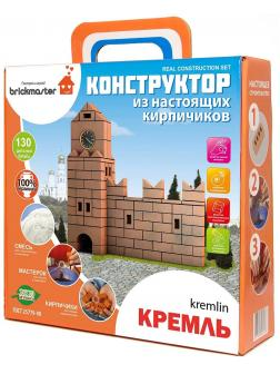 Конструктор Построй и играй! Briсkmaster «Кремль» 208 / 130 деталей217974