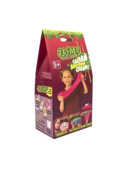 Набор для эксперементов Slime Лаборатория для девочек, малый, розовый, 100 гр.