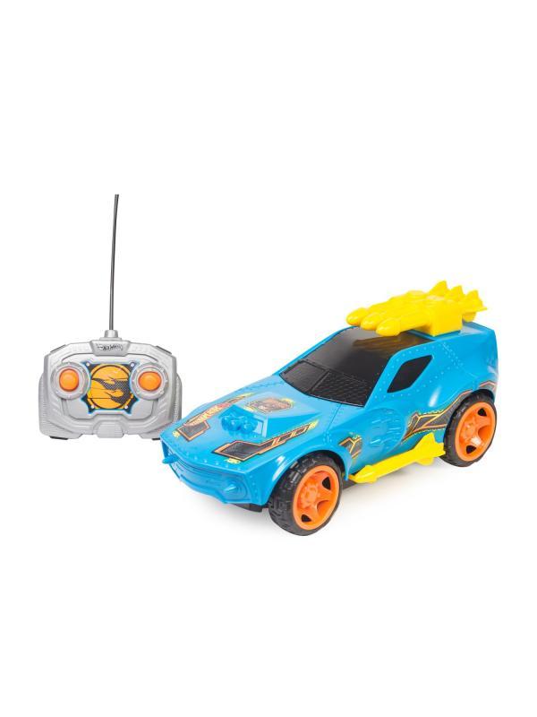 Машинка Hot Wheels Master Blaster р/у 26 см 91812