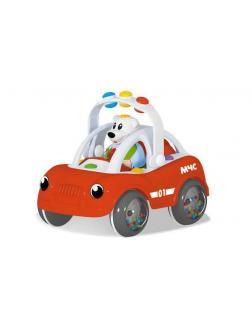 Машинка пластмассовая STELLAR Ватрушка Пожарная 19 см
