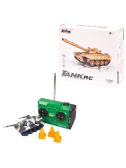 Танк-мини р/у 15х5,2х15 см