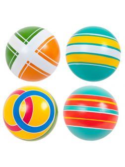 Мяч Джампа грунтованный окрашенный вручную диаметр 100 мм
