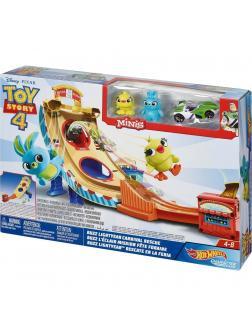 Игровой Набор Hot Wheels «Toy story 4» GCP24
