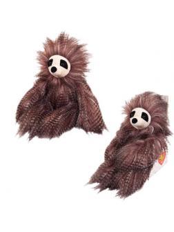 Пушистики. Ленивец, 30 см. игрушка мягкая в открытой коробке
