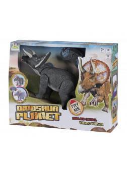 Динозавр, движение, световые и звуковые эффекты, 50,7х30,5х11,8 см