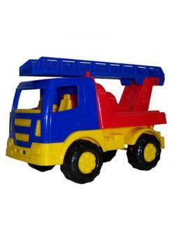 Автомобиль пожарная спецмашина Салют 22х11х14 см
