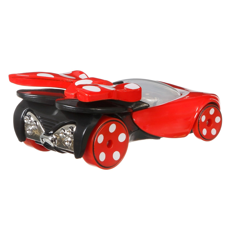 Машинка Hot Wheels Character cars «Минни Маус» FYV82