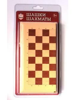 Настольная игра Десятое королевство Шашки-Шахматы