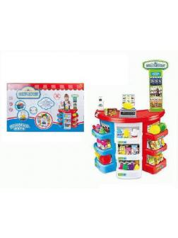 Помогаю Маме. Супермаркет, 38 предметов, со световыми и звуковыми эффектами, в коробке