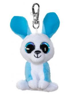Брелок Кролик Ice, голубой, 8,5 см.