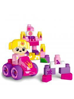 Конструктор Baby Blocks «Замок принцессы» 03906 / 40 деталей